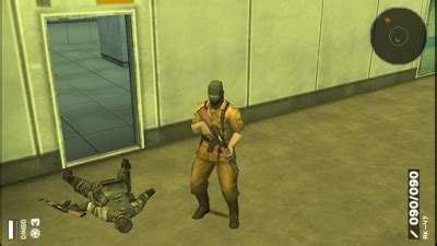Metal Gear Solid Portable Ops Android _v[EU]