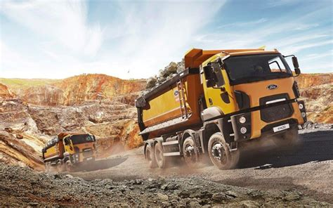 Ford Launches All-New Heavy Duty Truck Series - Ford