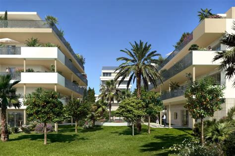 Palm Riviera : Programme immobilier neuf à Cannes