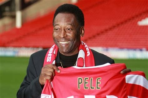Top Six: Footballers called Pele   Who Ate all the Pies