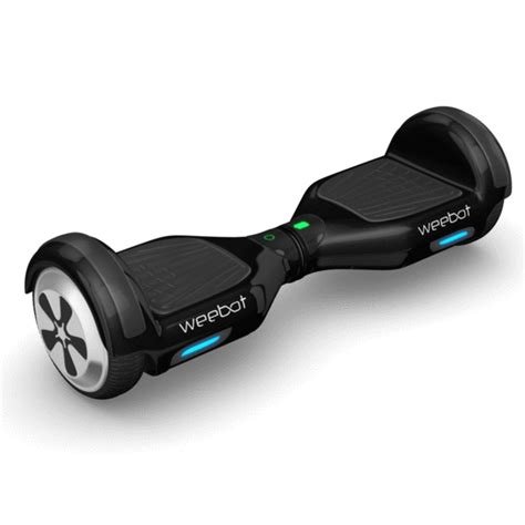 Hoverboard Pas Cher Classic Noir - Achat Hoverboard