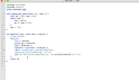 ios - carriage return not working in xcode console c++