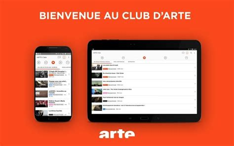 ARTE TV – Streaming et Replay – Applications Android sur