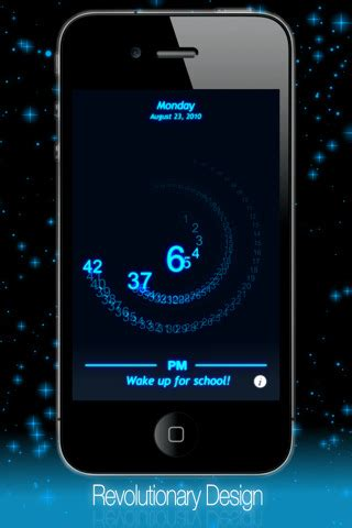 Synergy Brings a Beautifully Designed Alarm Clock to Your