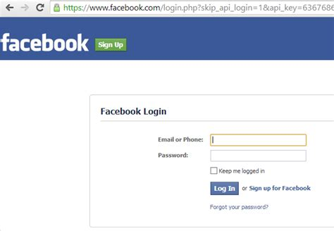 Facebook Open Authentication in PHP