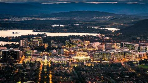 Canberra beats Melbourne and Sydney to become Lonely