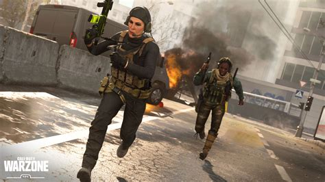 Call of Duty: Warzone patch introduces in-match events