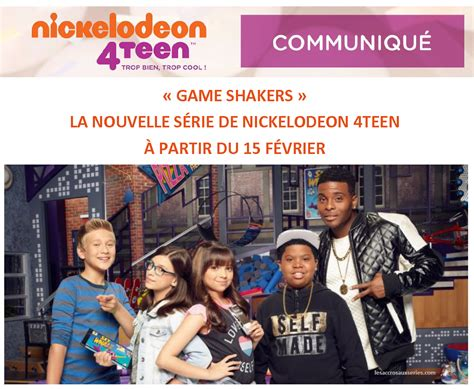 Nickelodeon | Les Accros aux Séries | Page 5