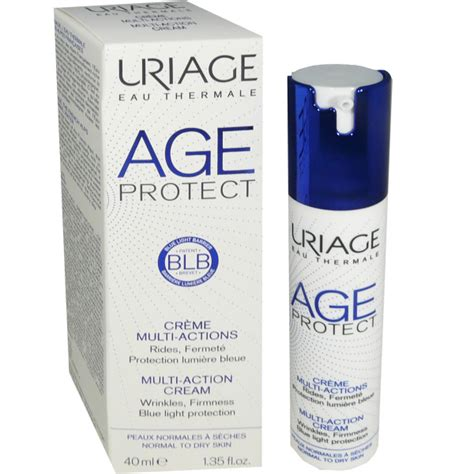 URIAGE PROTECT CREME MULTI-ACTIONS 40 ml