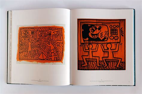 KEITH HARING - THE POLITICAL LINE • Guillotine