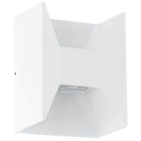 Murale extérieure rectangle DEL   Led outdoor wall lights