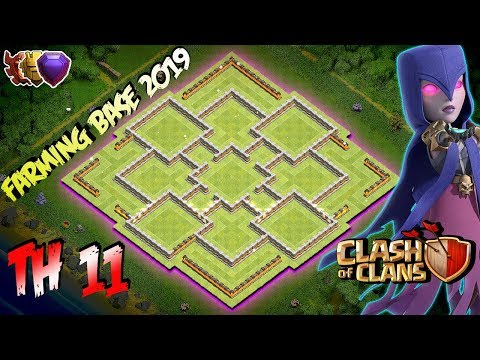 Clash of Clans base TH level 7 by FTTsunami on DeviantArt