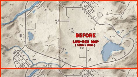 HD Map and HD Minimap Mod (State of Decay) - GameMaps