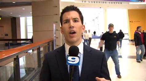 Reporter Gets Revenge On Video Bombers With Embarrassing