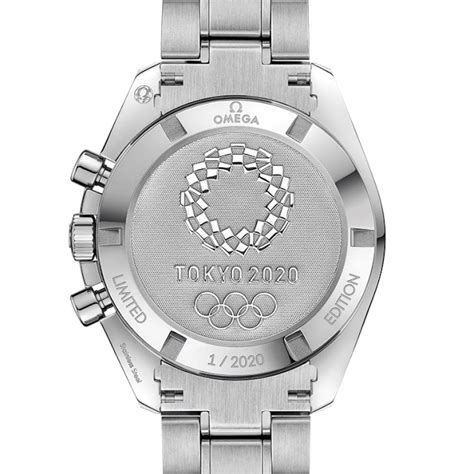 Omega - Speedmaster Tokyo 2020 Limited Editions   Time and