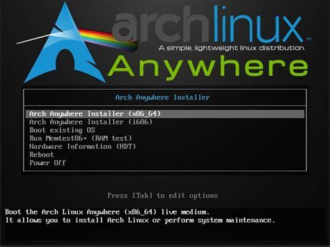 Arch Anywhere ISO Lets You Install a Fully Custom Arch