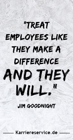 """Motivational quote: """"Treat employees like they make a"""