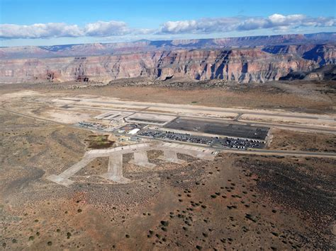 GRAND CANYON WEST AIRPORT - Armstrong Consultants