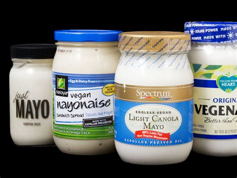 Which Vegan Mayo Is the Best? | Serious Eats