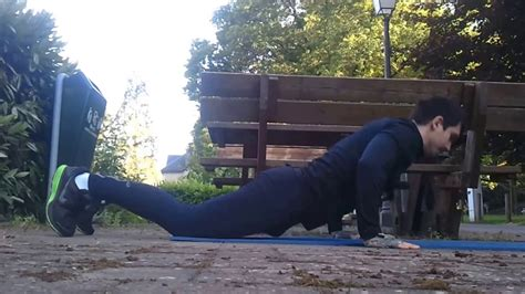 Freeletics Dione Workout #1 - FULL - YouTube