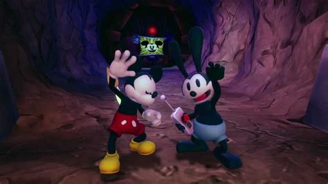 Disney Epic Mickey 2: The Power of Two -- E3 Trailer - YouTube
