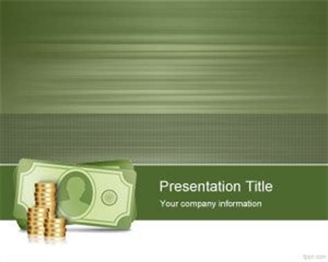 Free Euro PowerPoint Template