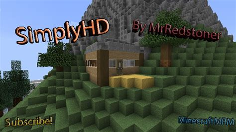 Mcan's Simply HD Texture Pack - 9Minecraft