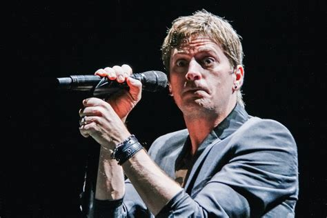 Matchbox 20's Rob Thomas apologises for 'racist and