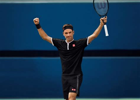 Roger Federer's Outfit for the US Open 2019 - peRFect Tennis