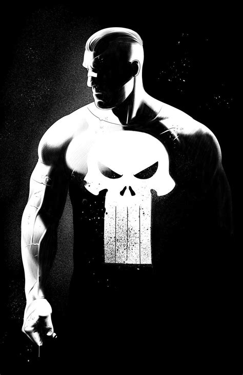 Punisher by Armin Ozdic (With images) | Punisher, Armin