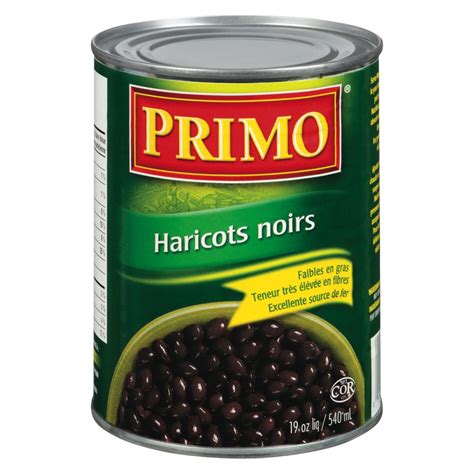 Haricots noirs