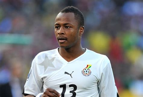 PHOTO OF THE DAY: Andre Ayew Acquires $200,000 Bentley