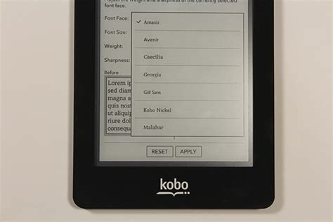 Hands on Review of the Kobo Glo eReader