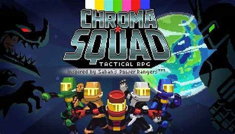 Chroma Squad APK MOD Android Unlimited Money - AndroPalace