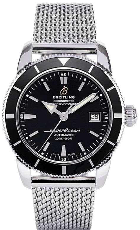 A1732124/BA61 Breitling Superocean Heritage 42 Automatic