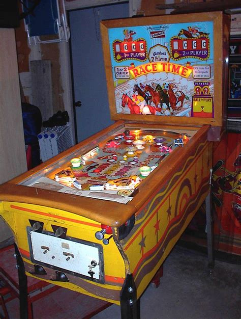 Gottlieb Pinball History, Evolution from 1947 to 1979