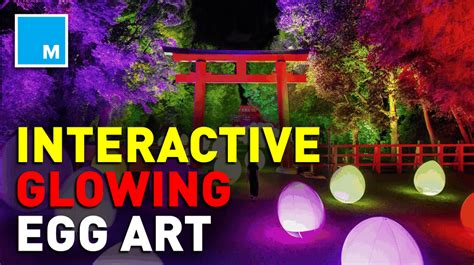 This interactive art exhibit is out of this world – Future