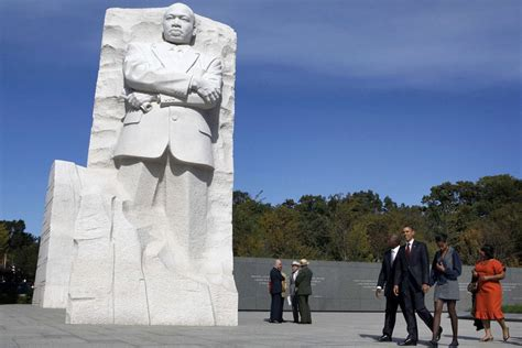 Hommage à Martin Luther King