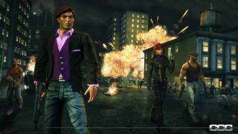 Saints Row: The Third Review for PlayStation 3 (PS3