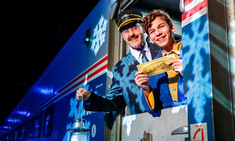 The Polar Express Train Ride returns to New Orleans on Dec