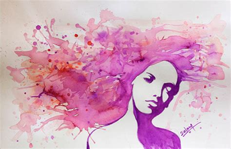 Water Colour Drawing - Drawings | Free & Premium Templates