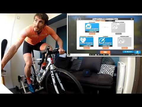 Zwift velo appartement - Stationveloservices