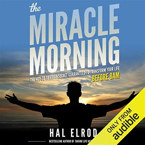 The Miracle Morning Livre audio | Hal Elrod | Audible