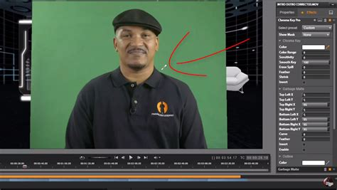 Creating Green Screen Effects - Corel Discovery Center