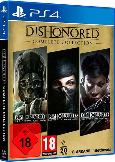 Dishonored Complete Collection PlayStation 4 | OTTO