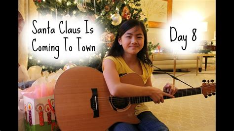 Santa Claus Is Coming To Town   Day 8 ~ 12 Days Of