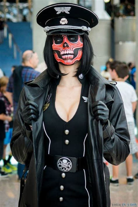 Lady Red Skull Cosplay | Project-Nerd