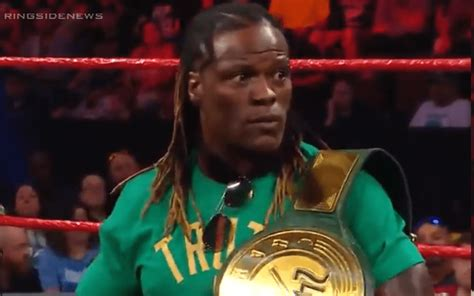 R-Truth Is An Eight-Time WWE 24/7 Champion After RAW