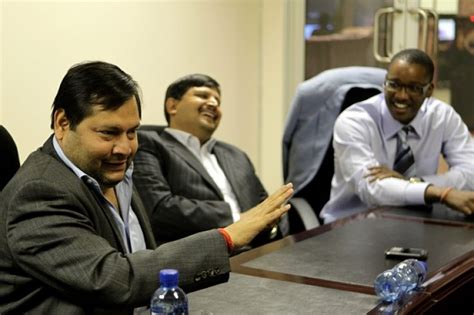 South Africa's Mcebisi Jonas and Guptagate scandal: Who