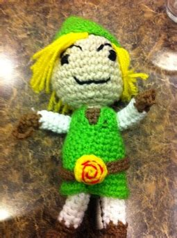 Crochet Characters - Innovative Escapes
